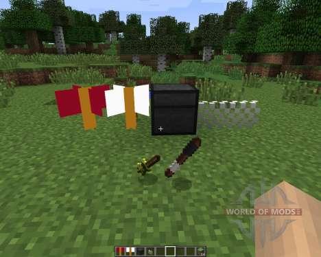 QuidCraft [1.7.2] für Minecraft