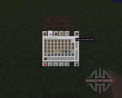Ye Gamol Chattels [1.7.2] pour Minecraft
