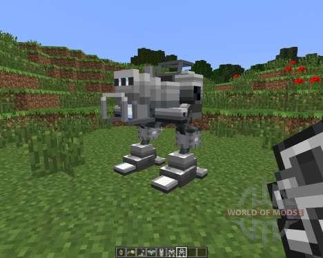 Magitek Mechs [1.6.4] für Minecraft