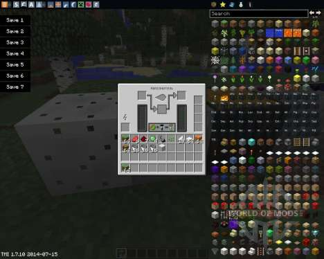 Industrial Craft 2 für Minecraft