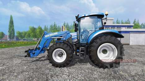 New Holland T6.160 Potencia Rural pour Farming Simulator 2015