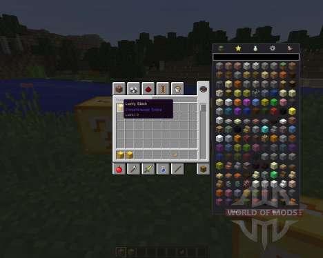 Lucky Block [1.8] pour Minecraft