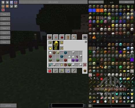 Inventory Tweaks [1.5.2] pour Minecraft