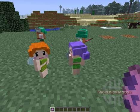Fairy [1.6.4] pour Minecraft