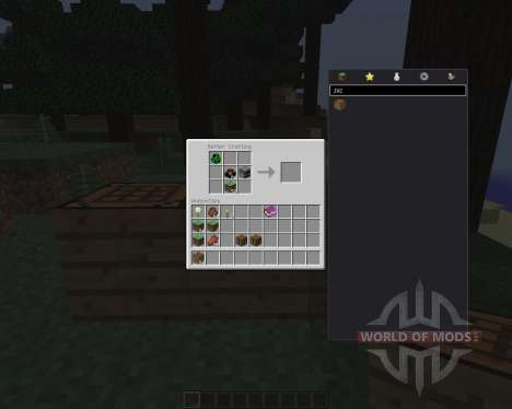 Just Another Crafting Bench [1.8] pour Minecraft