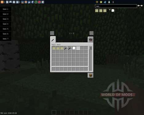 Kuuus Magic Wand [1.6.4] pour Minecraft