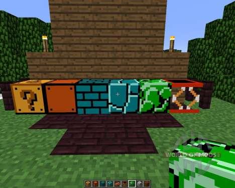 Super Mario [1.5.2] für Minecraft