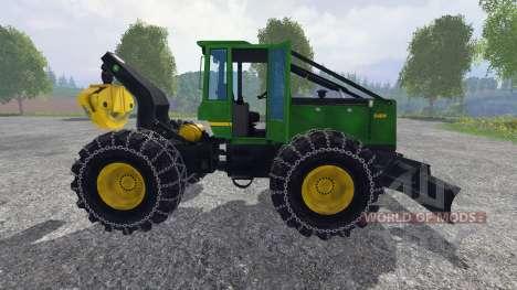 John Deere 548H für Farming Simulator 2015