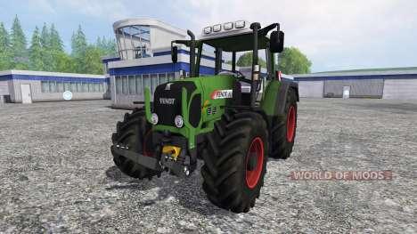 Fendt 414 Vario TMS v2.0 pour Farming Simulator 2015