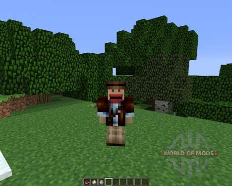 The Camping [1.5.2] pour Minecraft