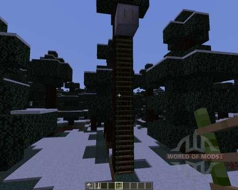 Ladders [1.6.4] für Minecraft