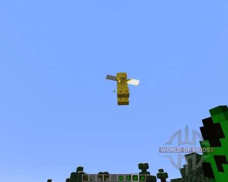 Creeper Species [1.6.4] für Minecraft