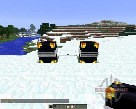 Ender Tanks [1.6.4] pour Minecraft