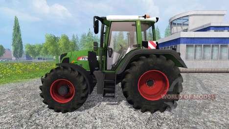 Fendt 414 Vario TMS v2.0 für Farming Simulator 2015