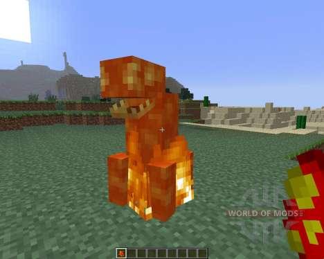 Lava Monsters [1.6.4] pour Minecraft