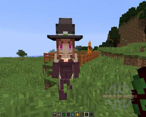 Cute Mob Models [1.8] pour Minecraft
