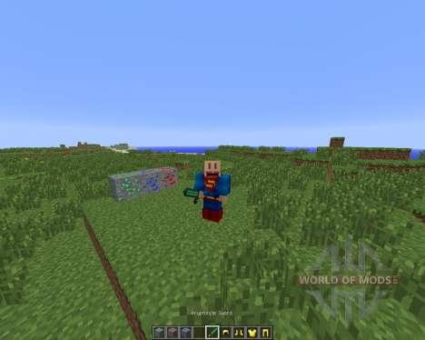 Superman [1.6.4] pour Minecraft
