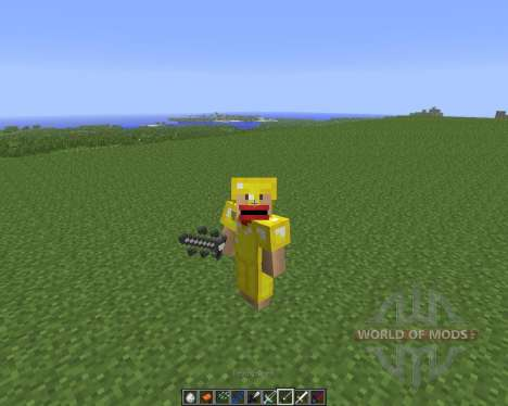 More Swords [1.6.4] pour Minecraft
