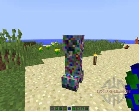 Elemental Creepers 2 [1.8] für Minecraft