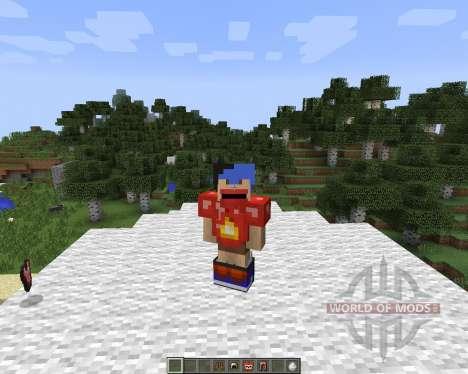 Special Armor [1.7.10] für Minecraft