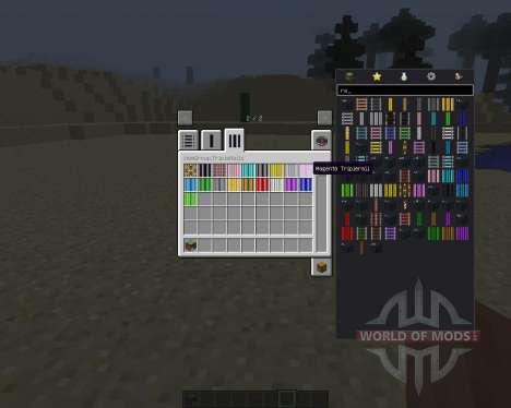 Expanded Rails [1.8] pour Minecraft