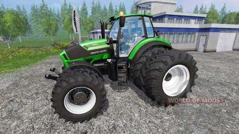 Deutz-Fahr Agrotron 7250 texture fix für Farming Simulator 2015