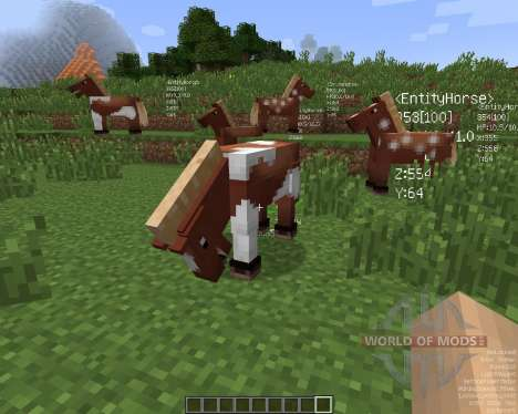 Scouter [1.7.2] für Minecraft