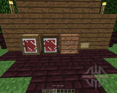 BiblioCraft  [1.5.2] für Minecraft