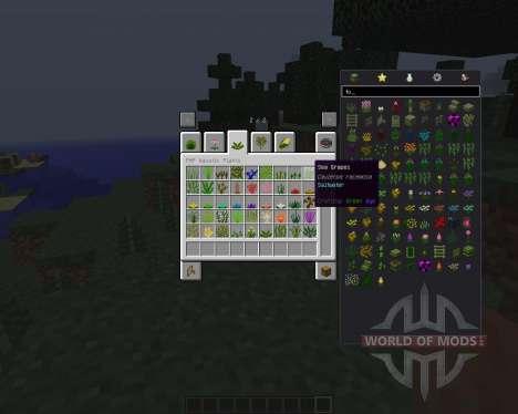 Plant Mega Pack [1.8] pour Minecraft