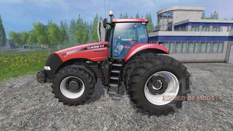 Case IH Magnum CVX 380 v1.1 pour Farming Simulator 2015