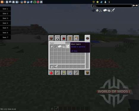 Ghost [1.7.2] pour Minecraft