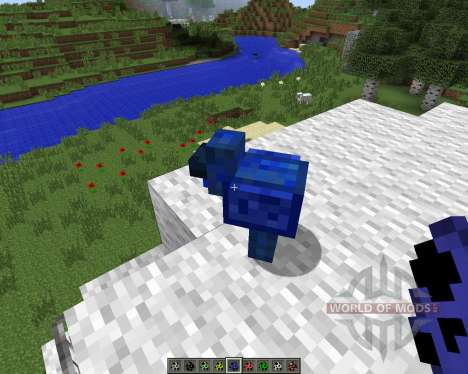 Mo Chickens [1.7.2] pour Minecraft