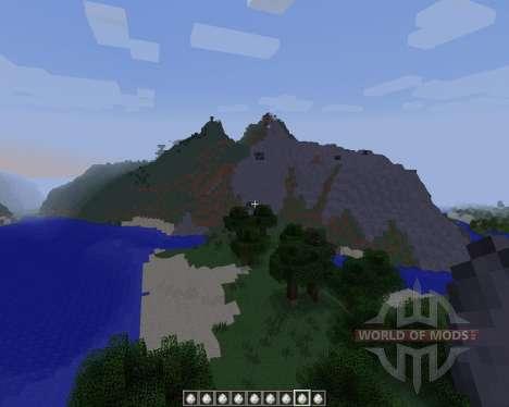 No Cubes [1.7.2] für Minecraft