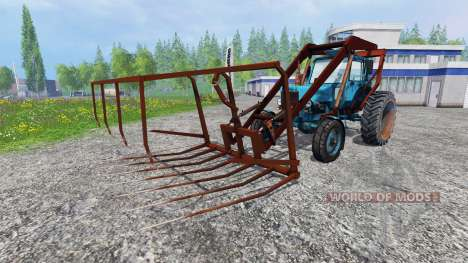 MTZ-80-Loader für Farming Simulator 2015