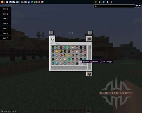 Better Spawn Eggs [1.7.2] pour Minecraft