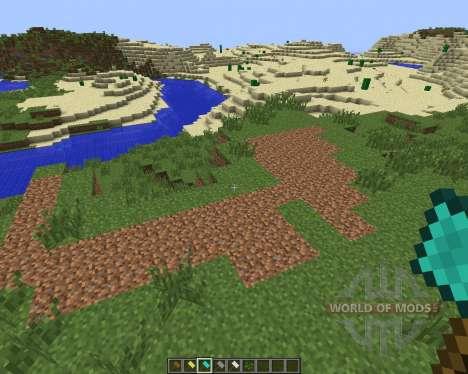 Hammers [1.6.2] für Minecraft