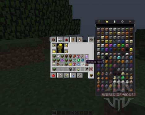 Inventory Tweaks [1.8] pour Minecraft
