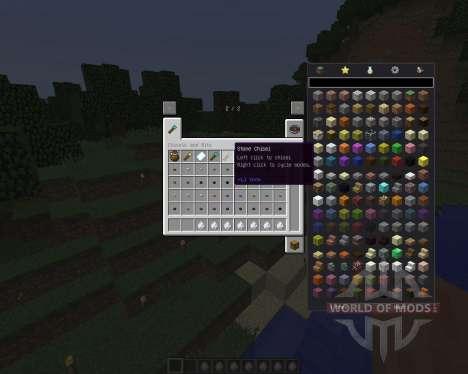 Chisels and Bits [1.8] für Minecraft