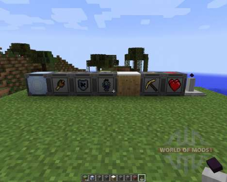 TYNKYN [1.7.2] pour Minecraft