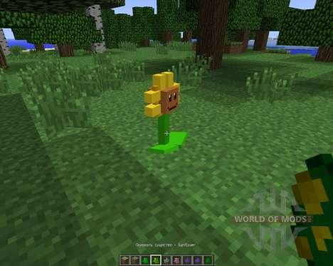 Plants vs Zombies [1.6.4] pour Minecraft