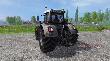 Fendt 936 Vario Black v2.0 pour Farming Simulator 2015