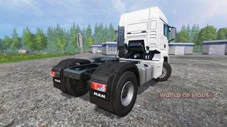 MAN TGS 18.440 v1.2 pour Farming Simulator 2015