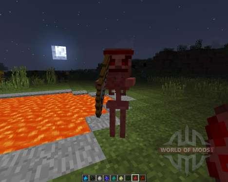 Undead Plus [1.8] pour Minecraft