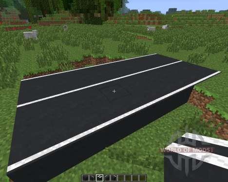 Asphalt [1.6.4] für Minecraft