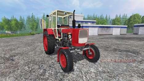 YUMZ CL pour Farming Simulator 2015