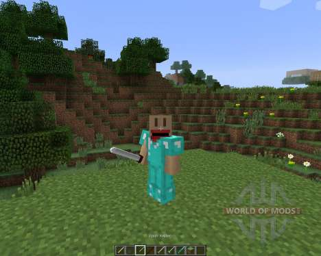 Anime Battle [1.7.2] pour Minecraft