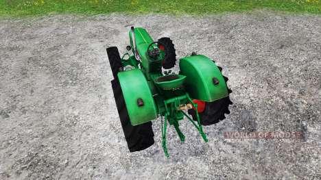 Deutz-Fahr D80 pour Farming Simulator 2015