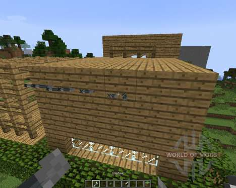 Call of Duty Knives [1.7.2] für Minecraft