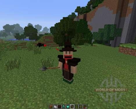 Witchery [1.6.4] pour Minecraft