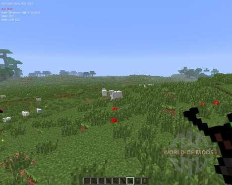 Ferullos Guns [1.6.4] für Minecraft